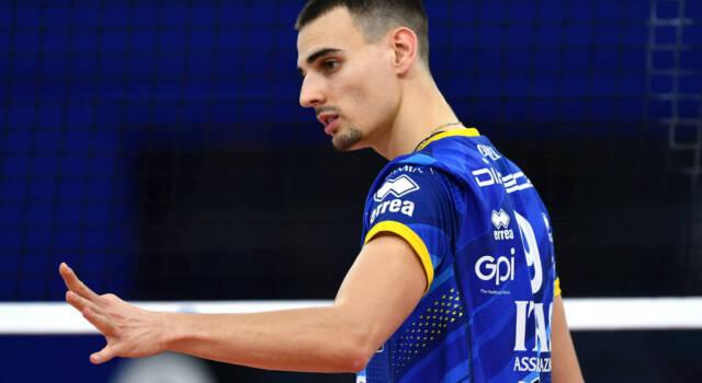 Chi è Simone Giannelli, il pallavolista italiano