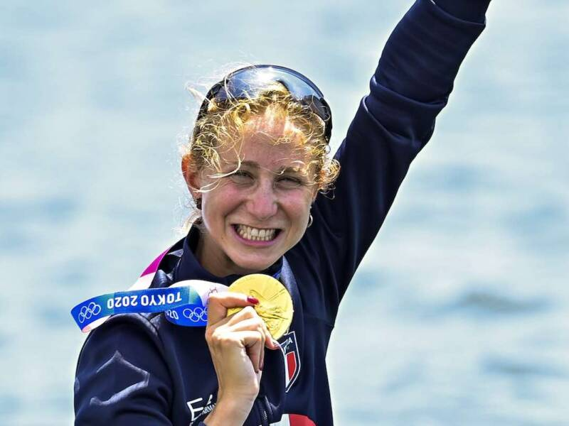 Chi è Valentina Rodini, medaglia d'oro a Tokyo 2020
