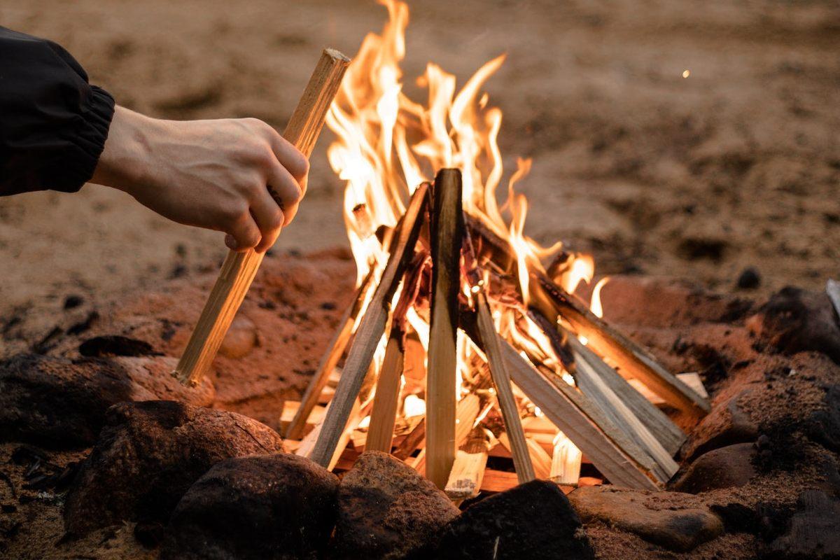 Come accendere un fuoco