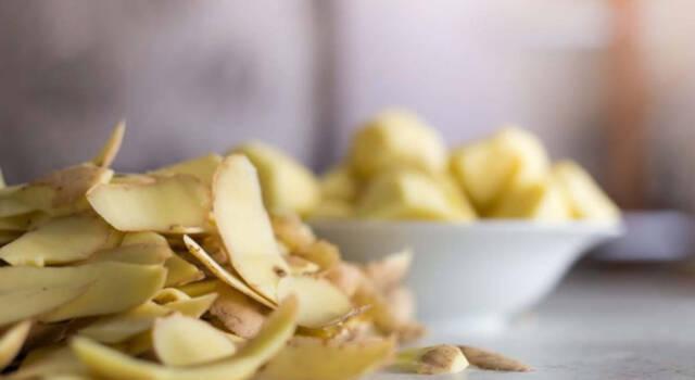 Bucce di patate per capelli bianchi: come usarle nel modo corretto