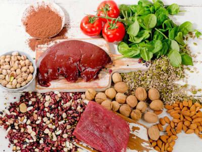 Alimenti ricchi di ferro: quali sono quelli che ne contengono di più?