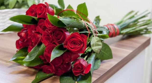 Quanto costa un mazzo di rose