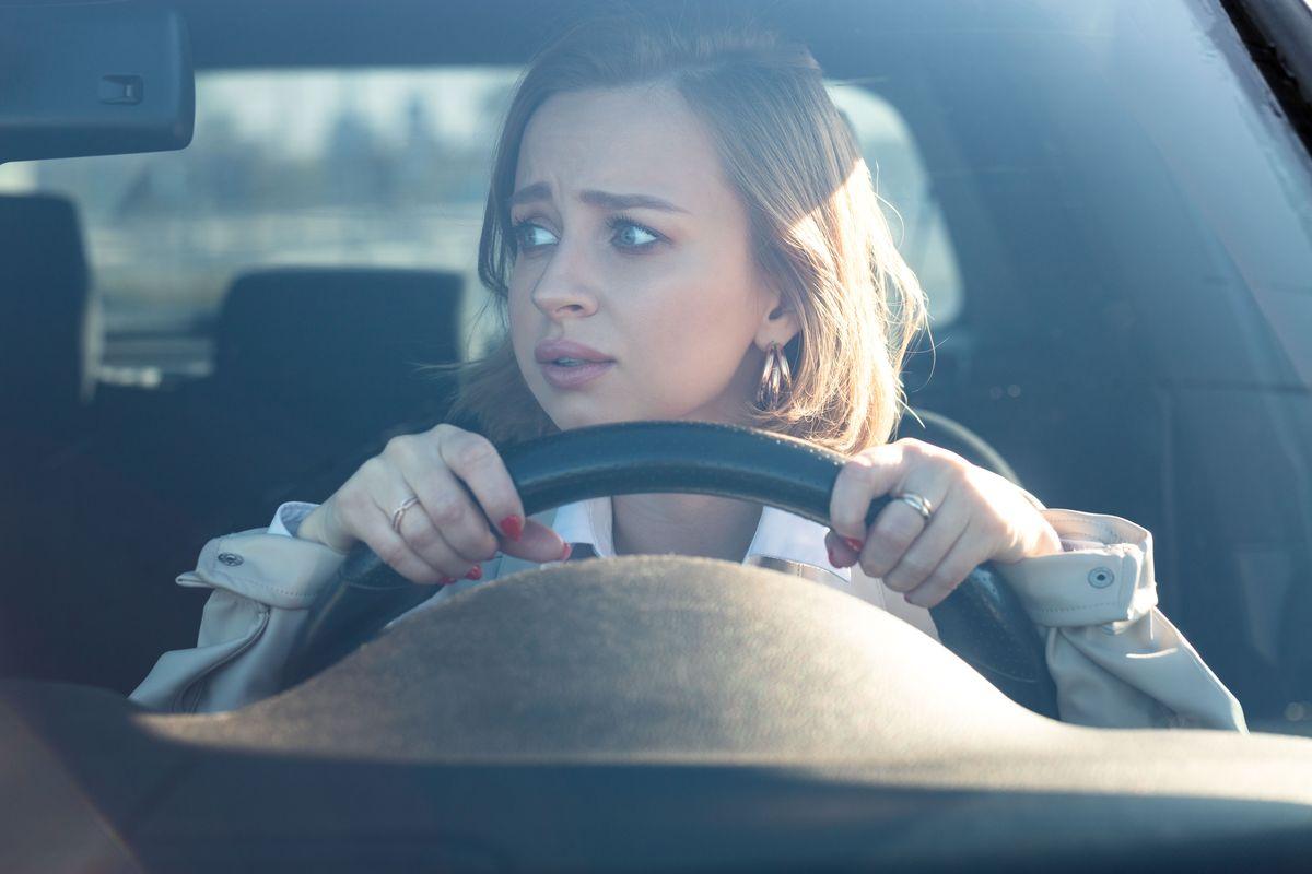 Paura di guidare