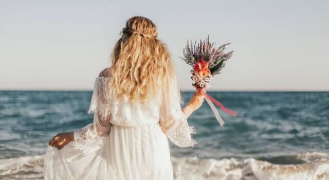 L'abito da sposa è low cost nell'esclusiva collezione di Ovs wedding