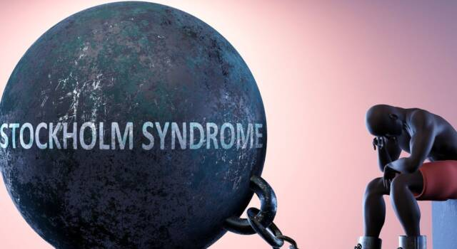 Sindrome di Stoccolma, cos'è: i sintomi del disturbo del carceriere
