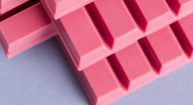 Cioccolato rosa ruby: ingredienti e sapore della pink chocolate