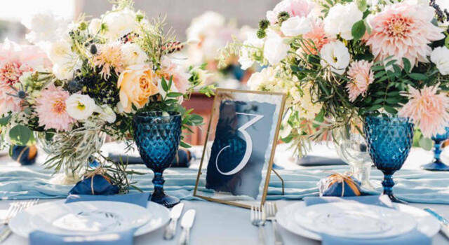 Come scegliere i nomi dei tavoli da matrimonio: le idee da cui trarre spunto