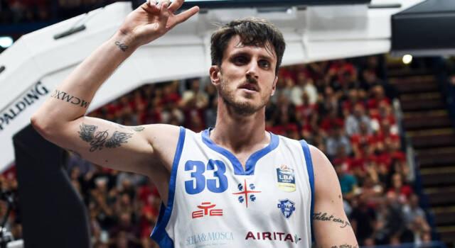 Tutto su Achille Polonara, il 33 del basket italiano