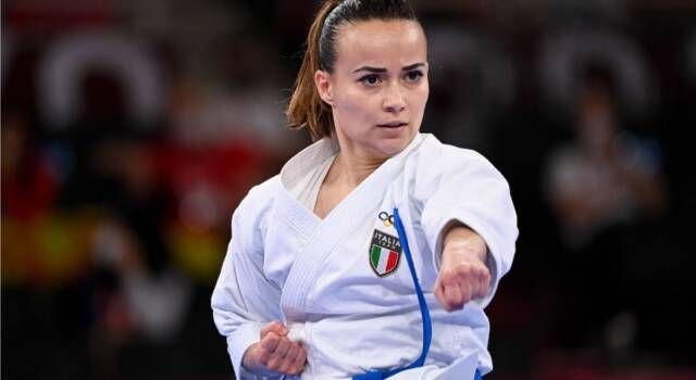 Olimpiadi Tokyo 2020: Viviana Bottaro conquista il bronzo nel karate