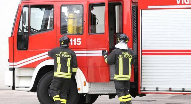 Crolla una casa a Pontremoli: si cercano feriti tra le macerie