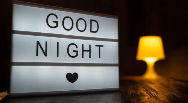 Buonanotte divertente: frasi e aforismi per strappare un sorriso