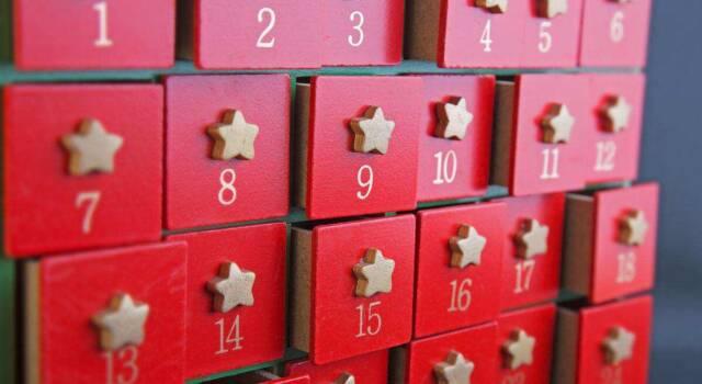 Calendario dell'avvento fai da te: idee semplici e creative tra cui scegliere