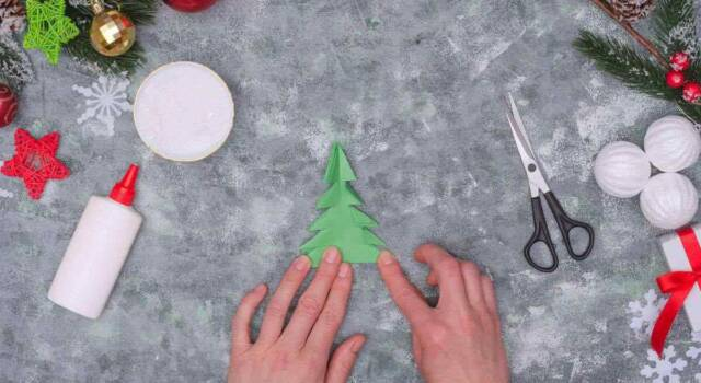 Decorazioni natalizie fai da te di carta: le idee più semplici e creative