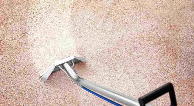 Come pulire la moquette in modo semplice e naturale
