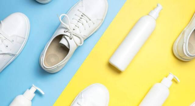 Come lavare le scarpe in ecopelle in modo semplice e veloce