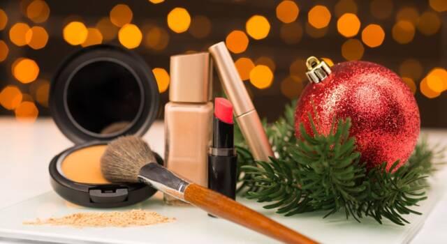 Make-up natalizio: come truccarsi a Natale per essere belle e originali