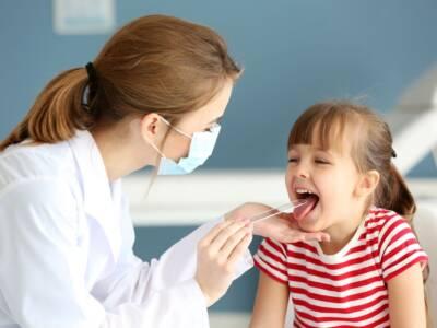 Cosa scatena la tracheite nei bambini e come si cura?